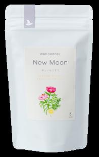 WWH herb tea New Moon 新しいはじまり